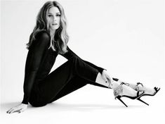 Olivia Palermo fashionista total. #shoes #look #aquazzuramaispalermo