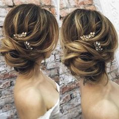 Wedding Hairstyles for Long Hair form Tonyastylist