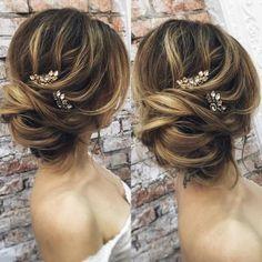 Wedding Hairstyles for Long Hair form Tonyastylist / http://www.deerpearlflowers.com/wedding-hairstyles-for-long-hair-from-tonyastylist/