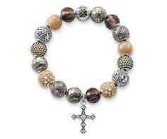 Thomas Sabo Karma beads: cross