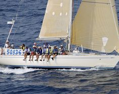 Marion to Bermuda Cruising Yacht Race