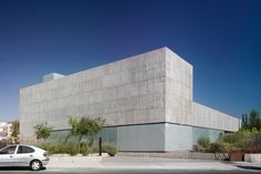 A Building for the control and sustainable management of water cycle in Extremadura.