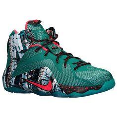 4fdcafb73a8 Nike LeBron 12 - Boys  Grade School