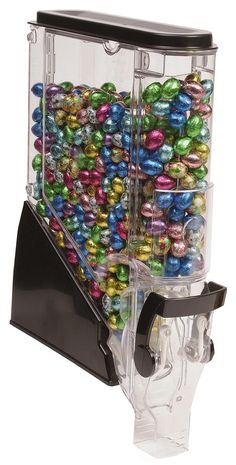 (2) Gallon Countertop Cereal & Candy Dispenser