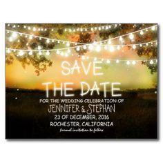 Save The Date Postcards & Postcard Template Designs