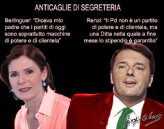 B&B vs Renzi
