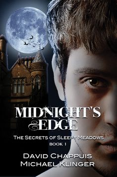 The title, Midnight's Edge, comes from the time of night where the veil between the living and the dead disappears and, for a brief moment in time, the dead can return to the mortal world and live again.