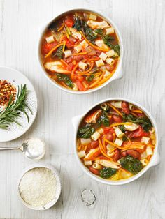 6 Delicious Dinners Under 500 Calories