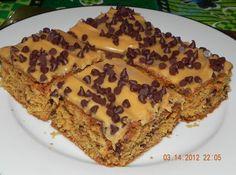 Peanut Butter Chip Cake