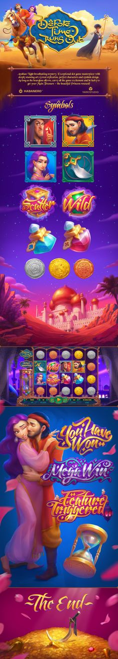 Before Time Runs Out on Behance Game Gui, Game Icon, Time Running Out, Run Out, Arabian Nights Game, Behance, Symbol Design, Cartoon Design, Casino Games