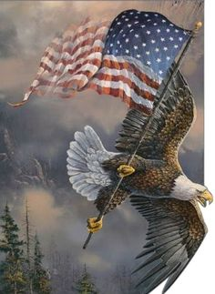 Soaring Over America Cross Stitch Pattern***L@@K***$4.95 CLICK VISIT TO SEE PATTERN FORSALE