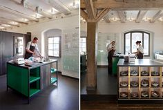 Noma Food Lab, Restaurant Interiors by 3XN Architects 4/11