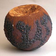 Ceramic by MIREILLE MALLET (French: 1957)