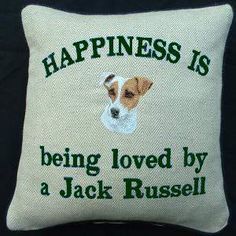 Now you can pamper yourself and not just your pet with these opulent Dog Lovers Cushions. Terrier Dogs, Dog Lover Gifts, Dog Lovers, Cuddle Buddy, Embroidered Cushions, Beautiful Baby Girl, Jack Russell Terrier, Dog Design