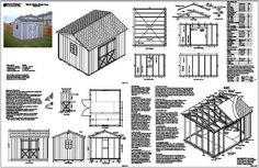 shed plans | Free Shed Plans Storage Shed Plans