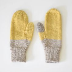 mittens by sarah mcneil
