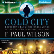 Audible Daily Deal - Cold City (Modern Detective, Thriller, Urban Fantasy)
