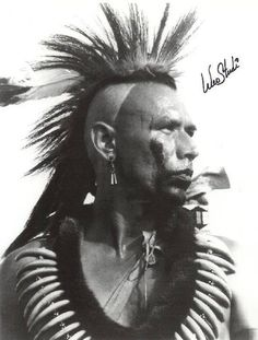 Cherokee actor Wes Studi has been selected as the 2013 Tulsa Awards for Theatre Excellence, Distinguished Artist Award