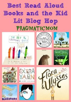 Best Read Aloud Books and the Kid Lit Blog Hop