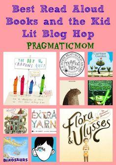 Best Read Aloud Books (the E.B. White Read-Aloud Awards) :: PragmaticMom