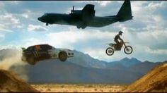 Ken Block airfield rallying - Top Gear - BBC, via YouTube.