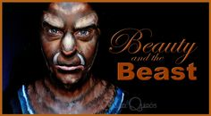Beast from The Beauty and The Beast makeup tutorial  | Silvia Quiros