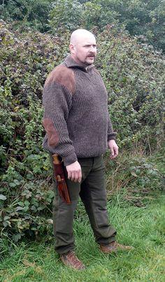 Bison Bushcraft  Heavy Duty Troyer Sweater