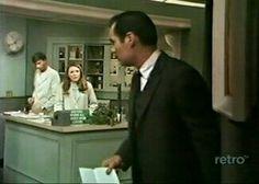 Matt leaves his office while Liz mans the desk: