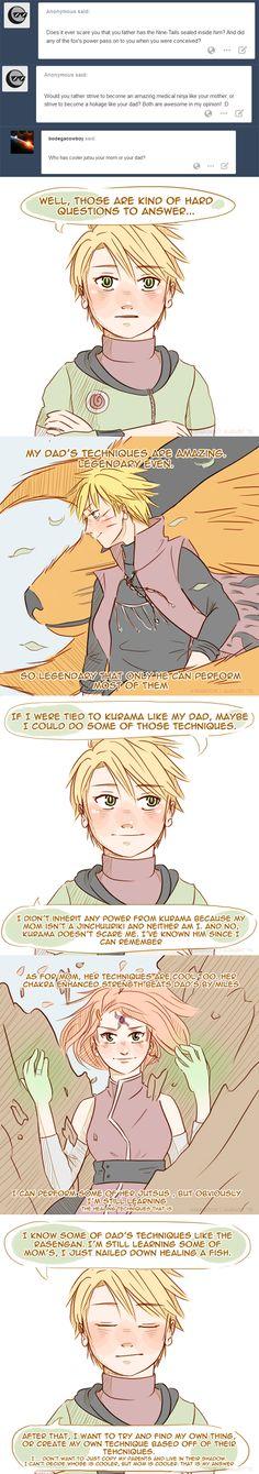 Naruto AU - Shinachiku's Parents by Kirabook on DeviantArt