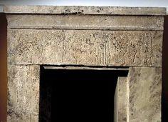 Porte d'Ânkhefenmout, règne de Siamon, XXIe dynastie - Ny Carlsberg Glyptotek
