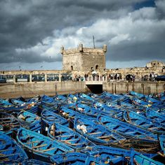 Essaouira, #Morocco..ive been here and its stunning! Much less rural and hot than the rest of Morocco