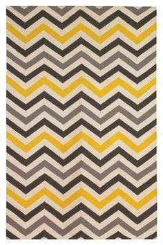 Dwellstudio Zig Zag Rug - modern - kids rugs - portland - by fawn