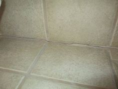 How to fix cracked tile grout, and save money during your home's inspection! Prodcut Review: Mapei Keracaulk