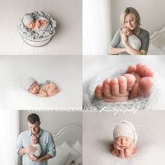 Gray and white newborn portrait photography by Rebecca Danzenbaker in Ashburn, VA.  Willowsford VA newborn photographer in Loudoun County. #graywhitenewborn #newbornphotographer #newbornphotography #newbornstudioportraits #rebeccadanzenbakerphotography #willowsfordphotographer #ashburnnewbornphotographer