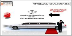 Get instant price quote now- call us: (724)737-8057 OR Visit Us: http://pittsburghlimoservice.com/pittsburgh-limousine-service.html