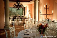 Casa dos Cisnes in Puerto Vallarta will host weddings for up to 50 guests