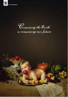 El consumismo será el fin de la humanidad.