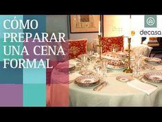 Cómo preparar una cena formal (Programa completo) | Celebraciones con Vi...