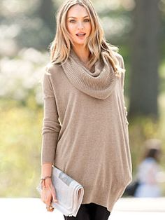Multi-way Sweater - A Kiss of Cashmere - Victoria's Secret
