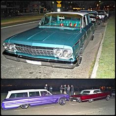Westcoastrides car club cruizin through Perth last night! Reppin'