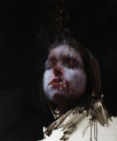 Henrik Aarrestad Uldalen #art #painting