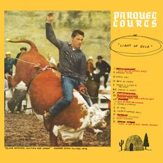 "9. ""Light Up Gold"" by Parquet Courts - listen with YouTube, Spotify, Rdio & Deezer on LetsLoop.com"