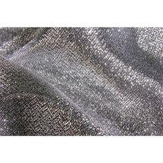 Glanzstoff Casino silber, 308 cm breit