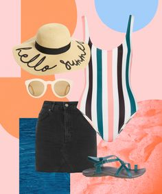 The perfect outfits to pack for a long weekend getaway.
