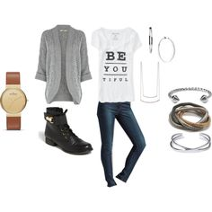 Casual FL-friendly fall outfit