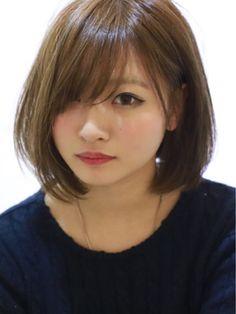 HAIR & MAKE JOJI 【ジョジ】 アッシュベージュボブ×ニュアンスハイライト