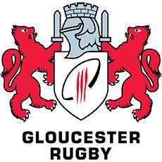 The Official Coat of arm of Gloucester Rugby. El club tiene su sede en la localidad de Gloucester, situada en el oeste de Inglaterra, cerca de la frontera con Gales. Juega sus partidos como locales en el Kingsholm Stadium, con capacidad para 16.500 espectadores. La rivalidad de Gloucester Rugby con los equipos vecinos de Bath Rugby, Bristol Rugby y Worcester Warriors es bien conocida en Inglaterra.