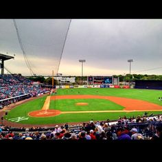 It's time for baseball... In Tampa... Lets Go Yankees! - @jeffreynyc