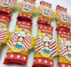 Chocolate personalizado Circo