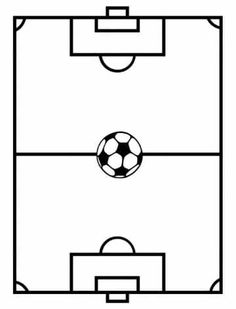 Football Information That You Cannot Live Without. Being a football fan is simple, but knowing how to play the game requires more work. The simple tips in this article will improve your football knowledge. Soccer Birthday Parties, Football Birthday, Soccer Party, Sports Birthday, Soccer Ball, Football Pitch, Football Field, Soccer Practice Plans, Soccer Images